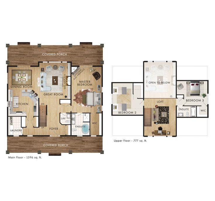 49 Best Images About Home Plans On Pinterest Craftsman Cedar