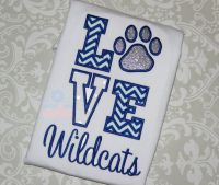 120 best images about applique KY on Pinterest | Wildcats ...