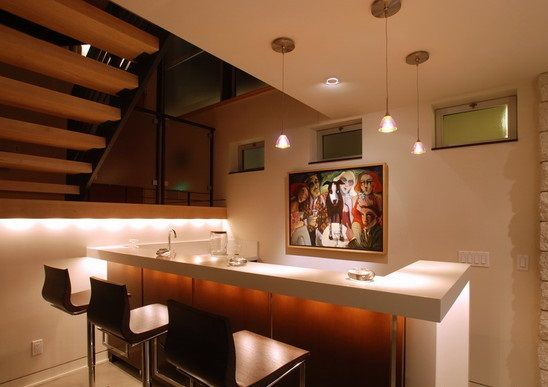 17 Best ideas about Modern Home Bar on Pinterest  Modern bar House bar and Bar designs for home