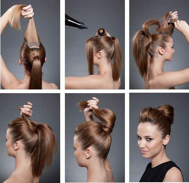 25 Best Ideas About Donut Bun Hairstyles On Pinterest Hair Bun