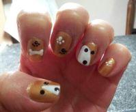 25+ best ideas about Dog nail art on Pinterest | Dog nails ...