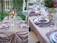 Mauve Wedding