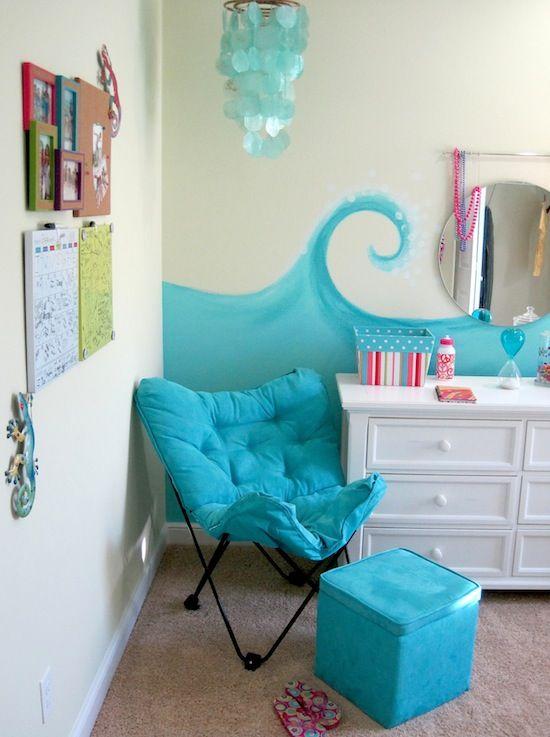 Best 25 Teenage beach bedroom ideas on Pinterest