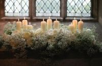 Church window decoration | Easter decorations | Pinterest ...
