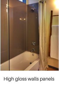 1000+ images about Shower & Tub Wall Panels on Pinterest ...