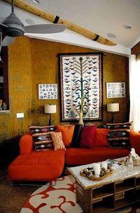 149 best HOME: Southwest Living Room & Design Style images ...
