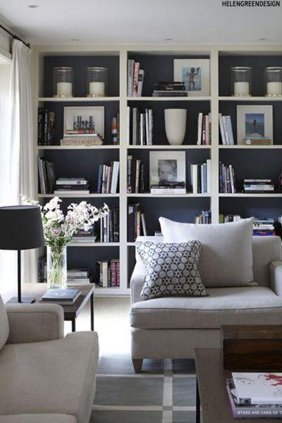 Best 25 Living room bookshelves ideas on Pinterest