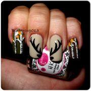 hunting nails ideas