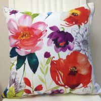 1000+ ideas about Floral Pillows on Pinterest | Linen ...