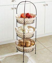 Best 25+ Vegetable Storage ideas only on Pinterest   Fruit ...