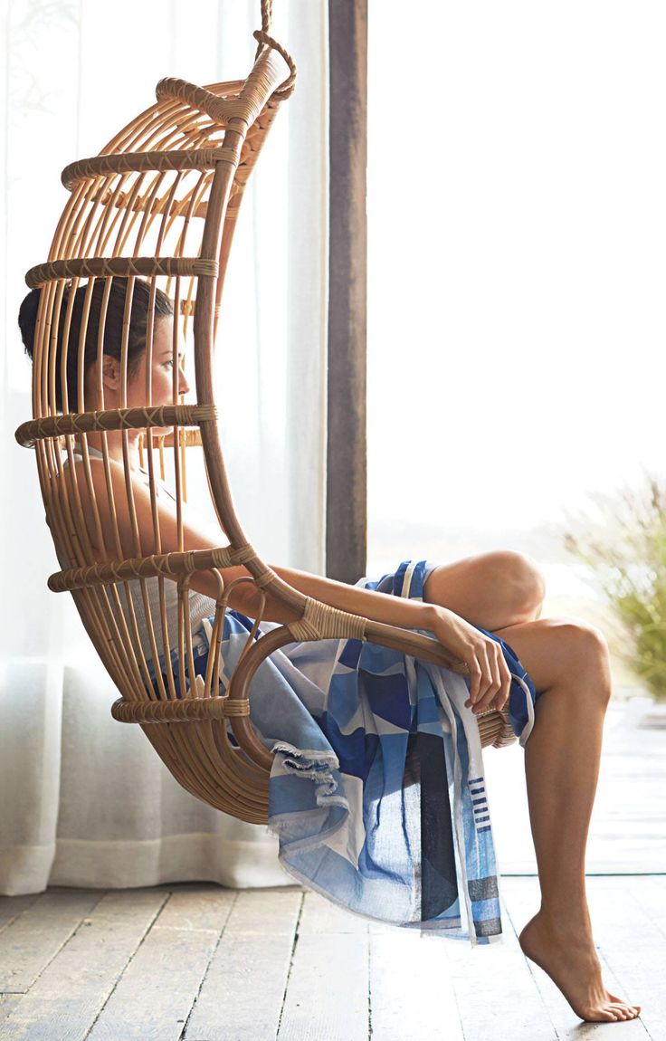 serena and lily hanging chair stackable bentwood chairs 17 best ideas about rattan on pinterest | rattan, furniture mid century living ...