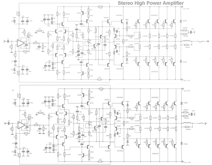 1000+ images about High Power Amplifier Designs on