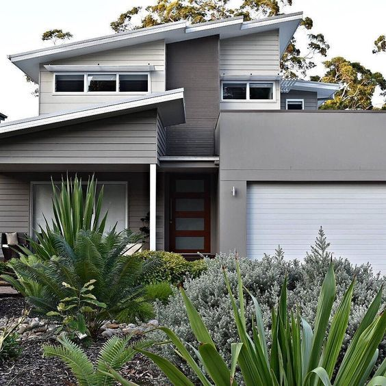 25+ best ideas about Grey exterior paints on Pinterest