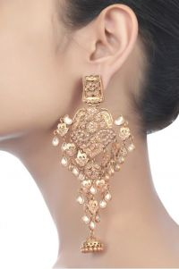 1000+ ideas about Indian Earrings on Pinterest | Designer ...
