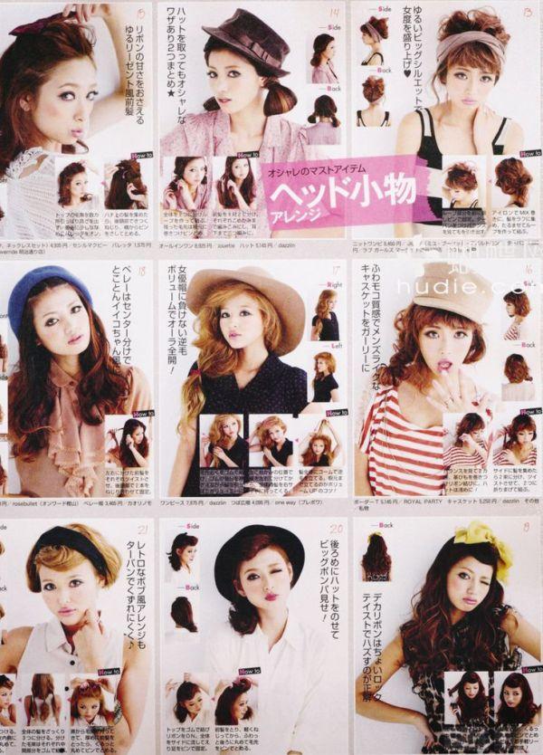30 Ulzzang Japanese Fashion Hairstyles Hairstyles Ideas Walk