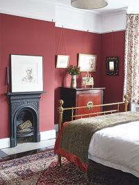 25+ best ideas about Red Bedrooms on Pinterest | Red ...