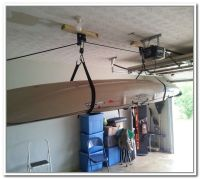 17 Best ideas about Overhead Garage Storage on Pinterest ...