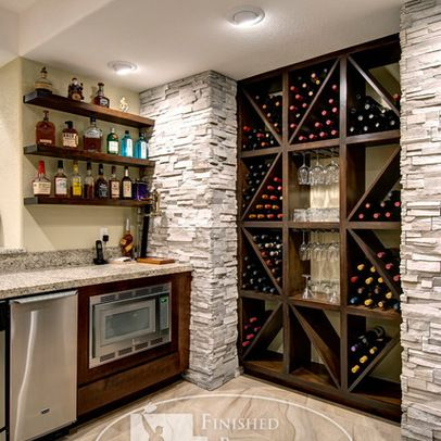 25 best ideas about Wall bar on Pinterest  Small bar areas Contemporary bar glasses and