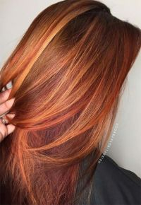 17 Best ideas about Copper Hair Colour on Pinterest ...