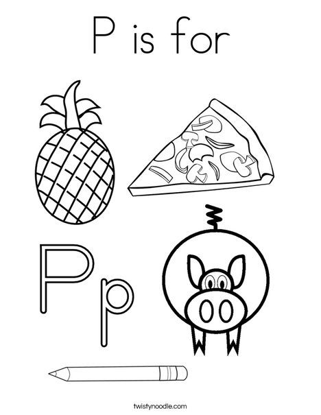 1000+ images about Preschool Letters P, Q and R on Pinterest
