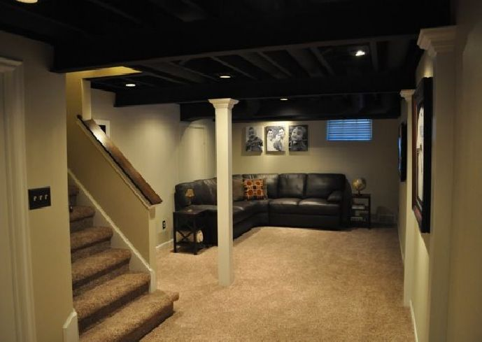 1000+ Ideas About Basement Finishing On Pinterest