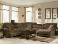 1000+ ideas about Brown Sectional on Pinterest | Leather ...