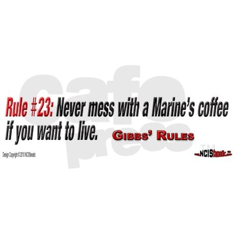 27 best images about Gibbs Rules :) on Pinterest