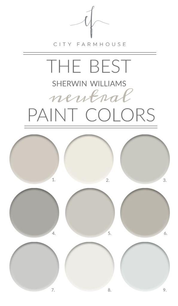 25+ best ideas about Neutral Paint on Pinterest