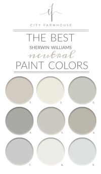 25+ best ideas about Neutral Paint on Pinterest