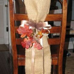 Burlap Chair Covers For Folding Chairs Large Living Room 1000+ Ideas About Sashes On Pinterest | Weddings, Wedding And ...