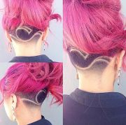 ideas hair tattoos