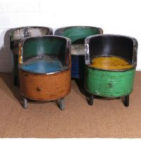 Best 20+ Oil drum ideas on Pinterest | Metal barrel, Green ...
