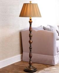 Bradburn Chinoiserie Floor Lamp traditional floor lamps ...