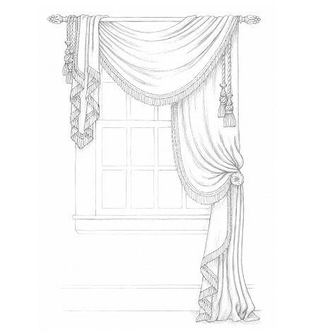 1000+ ideas about Tall Window Treatments on Pinterest