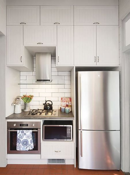 ikea kitchen countertop solid wood cabinets kaboodle - light and airy, available at bunnings # ...