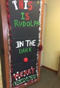 Lovely Pictures Of Holiday Door Decorating Contest Ideas ...