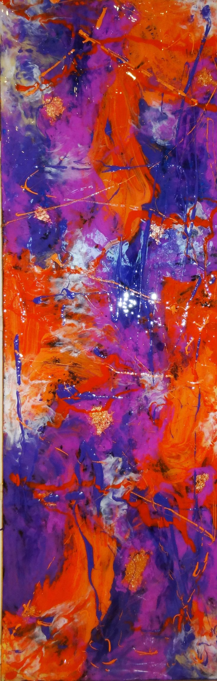 1000 images about PURPLE AND ORANGE on Pinterest  Burnt orange Purple and Violets