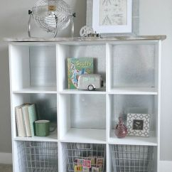 Cheap Ways To Redo Kitchen Cabinets Ge Artistry Diy Cube Storage Makeover | Storage, Cubes And