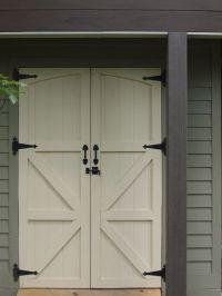 9 best images about Custom built barn doors on Pinterest ...