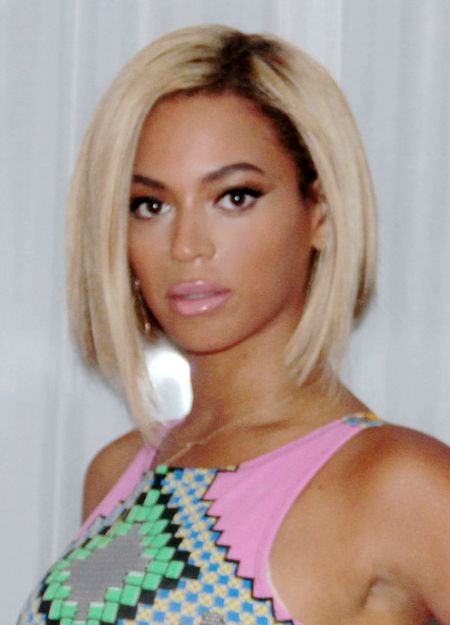 Beyonce New Bob Haircut Health And Exercise Pinterest Bobs