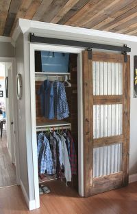 Best 20+ Closet barn doors ideas on Pinterest | A barn ...