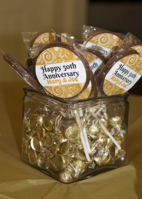 25 Best Ideas About Anniversary Party Favors On Pinterest