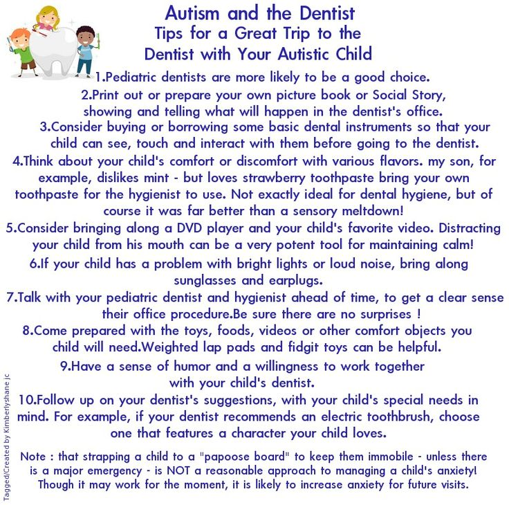 chair for autistic child as rental 40 best images about dental visit helps on pinterest   picture cards, brush teeth and care