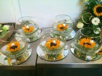 17 Best ideas about Sunflower Table Centerpieces on ...
