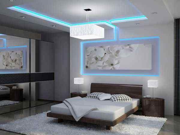 Modern Pop False Ceiling Designs For Bedroom Interior 2017