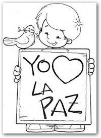 17 Best images about DA DE LA PAZ on Pinterest | Peace on ...