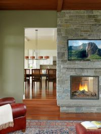 95 best images about fireplace on Pinterest   Mantels, TVs ...