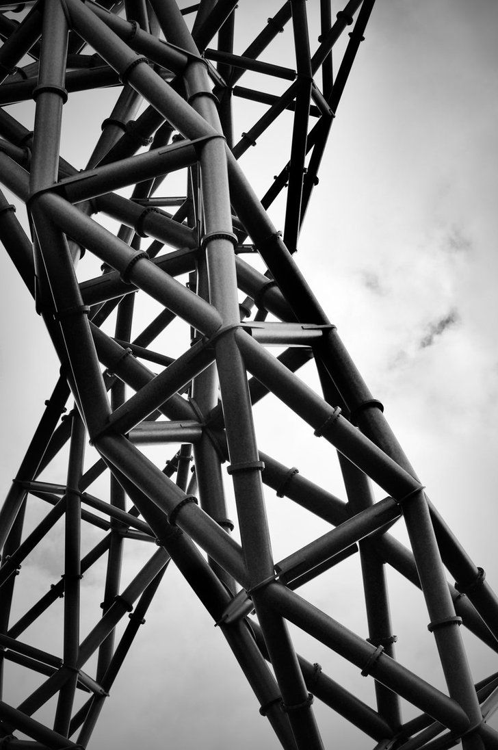 24 Best Images About Trusses Structure Steel On Pinterest