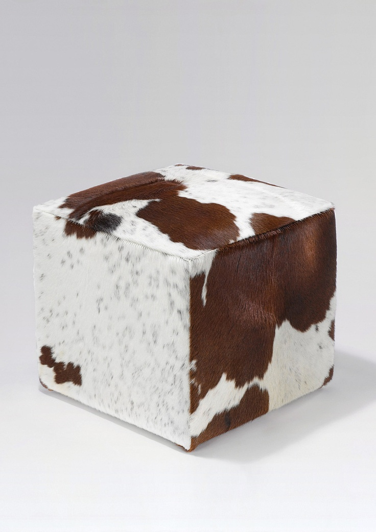modern leather chair and ottoman bentwood cane cafe chairs 17 best images about cowhide & on pinterest | high back chairs, cow print fleece fabric