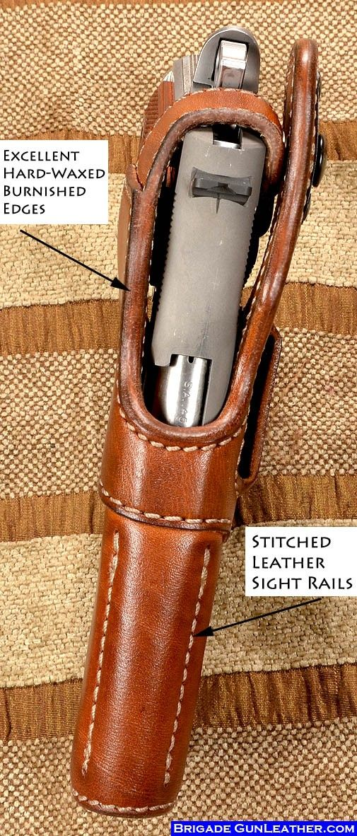 17 Best ideas about 1911 Holster on Pinterest Leather